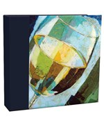 Collected Recipe Binder - A Glass of White