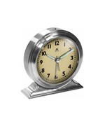 Old-Fashioned Alarm Clock - Silver