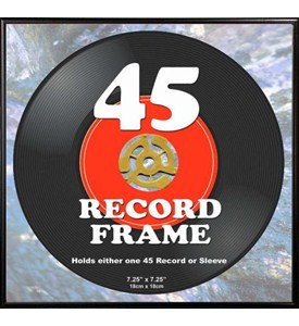 45 Record Frame Image