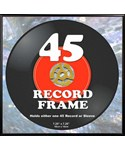 45 Record Frame