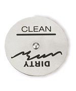 Stainless Steel Dishwasher Magnet