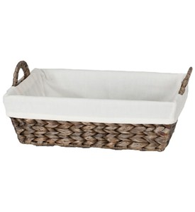 Water Hyacinth Basket for Vanity Image