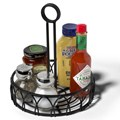 Condiment Holder - Twist