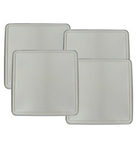 Stainless Steel Burner Covers (Set of 4) Image