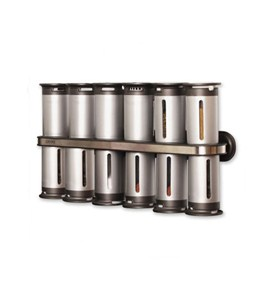 Magnetic Mountable Spice Rack Image