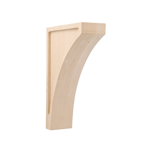 corbel wood shelf supports modern