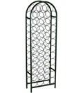 Steel Wire Wine Rack - 47 Bottle