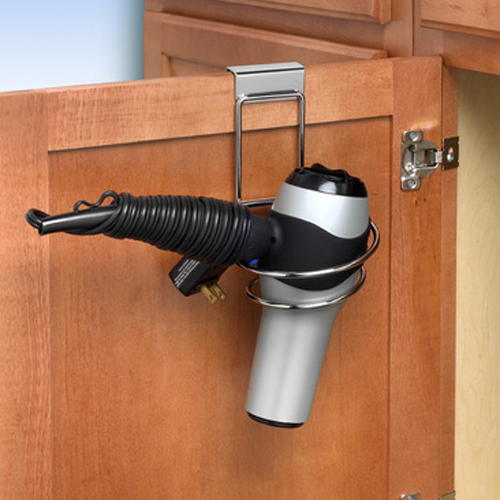 ... Over The Cabinet Hair Dryer Holder ...