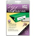 Jokari Erasable Binder Labels - Starter Kit