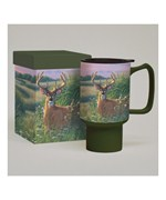 Ceramic Travel Mug - Deer