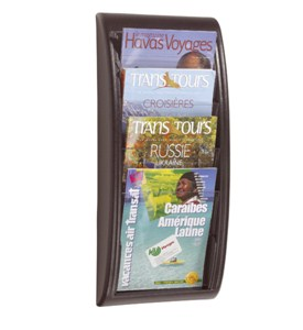 Four Pocket Magazine Holder Image
