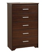 Five Drawer Dresser - Coal Harbor