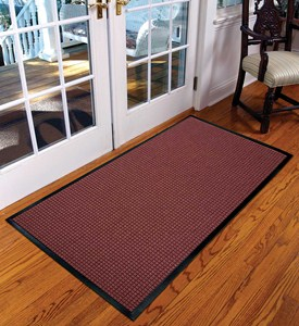 3'x5' Protective Entry Mat with Tufted Decalon Yarn Top by Superior Manufacturing Image