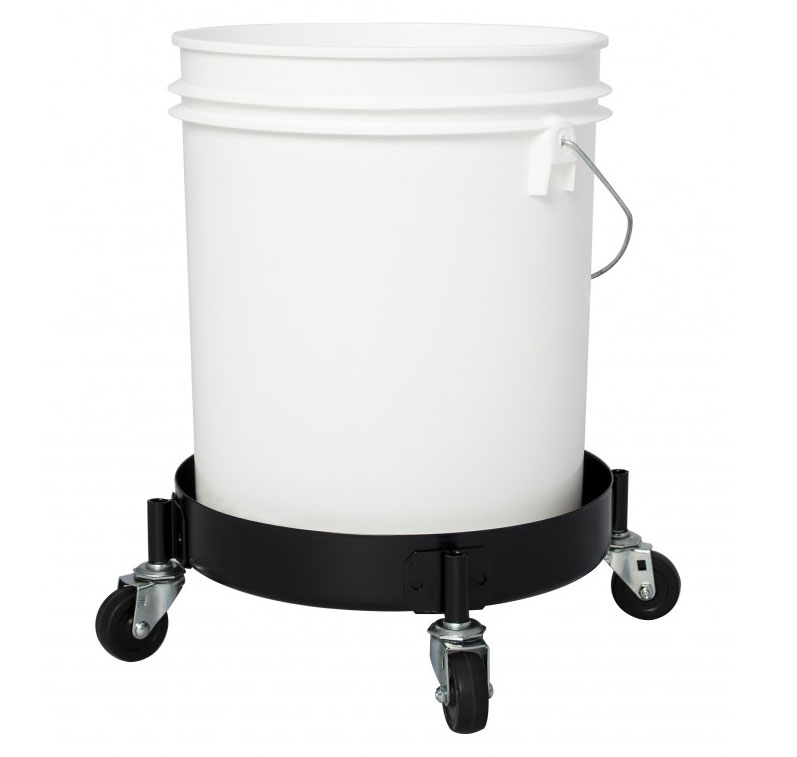 5 Gallon Pail Dolly In Cleaning Buckets
