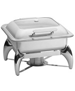 5 Quart Quick View Fuel Chafing Dish