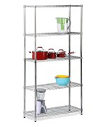 5 Tier Industrial Shelving Rack
