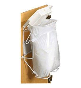 Rack Sack Bathroom Trash Can System Image