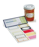 Rectangle Adhesive Gift Labels