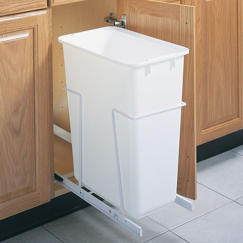Home Kitchen Kitchen Cabinet Cabinet Trash Cans Pull Out Cabinet Trash