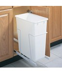 Pull-Out Cabinet Trash Can - 50 Quart