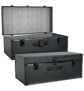 Barracks Footlocker Storage Trunk Image