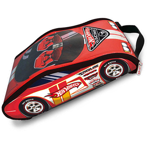 Hot Wheels Backpack Race Case Image