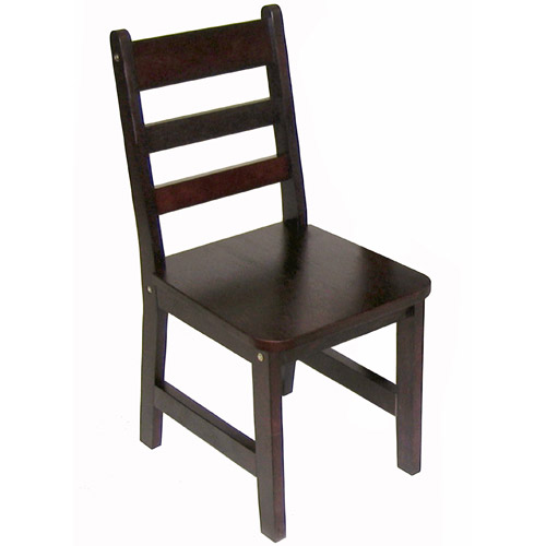 Childrens Chair - Espresso (Set of 2) Image