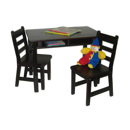 Where To Buy Cafe Kid Furniture: Espresso In Kids Furniture