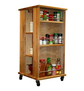 Kitchen Cube Cart Image