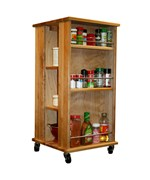 Kitchen Cube Cart