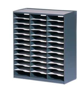 36 Section File Organizer Image