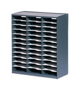 36 Section File Organizer