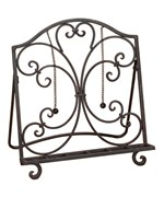 Cookbook Holder - Wrought Iron