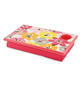 Cotton Blossom Lap Desk Image