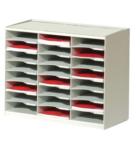 24 Section File Organizer Image