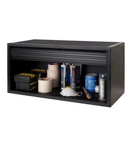 Black Multi Use Storage Box Image