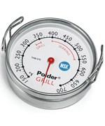 Stainless Steel Grill Surface Thermometer