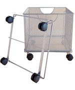 Mesh File Box Dolly