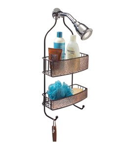 Bronze Shower Caddy Image