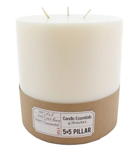 5 x 5 Pillar Candle Image