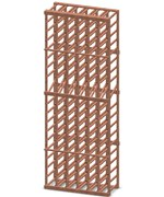 6-Column Wine Display Rack