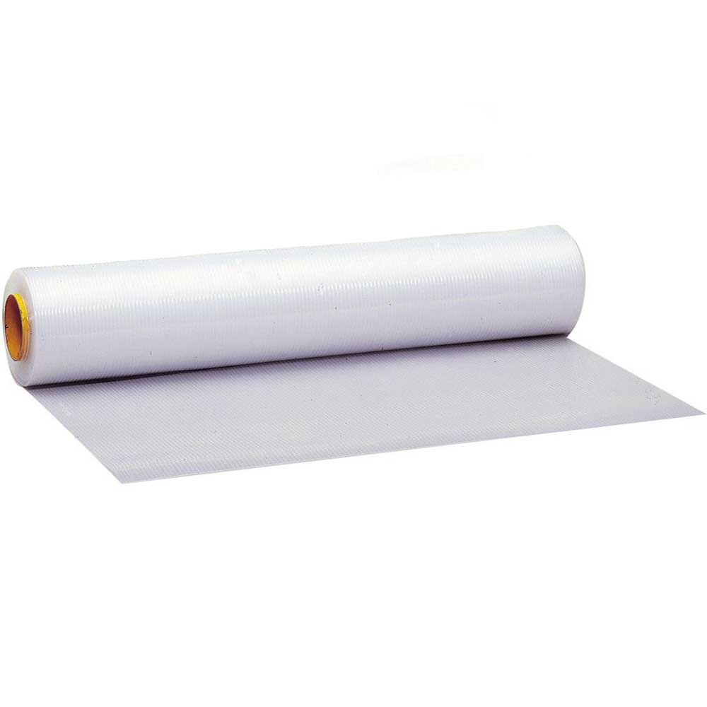 6 Feet X 16 Inch Ribbed Shelf Liner In Shelf And Drawer Liners