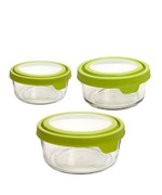 True Seal Glass Food Storage Set
