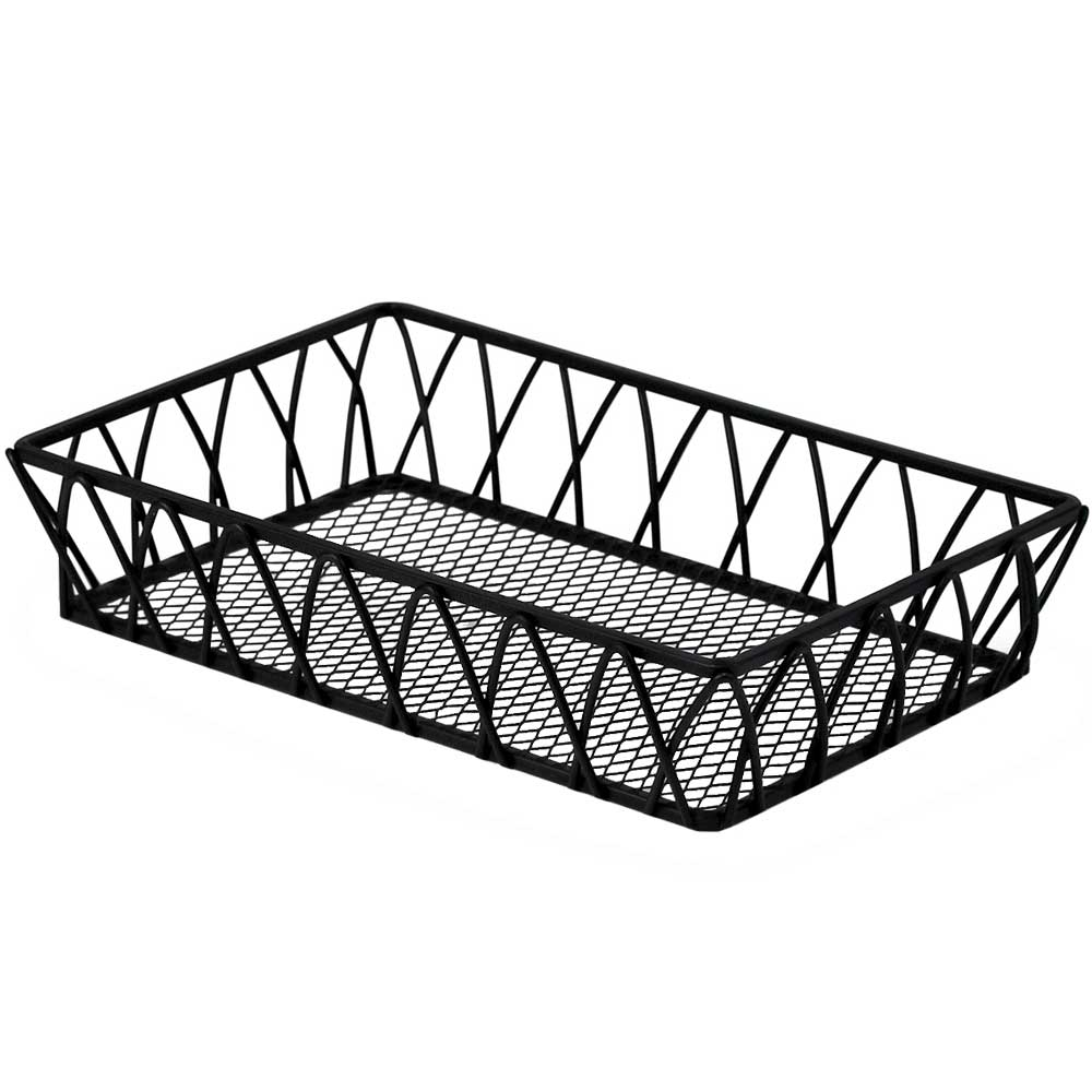Twist Organizer Tray 6 25 X 9 25 In Wire Baskets