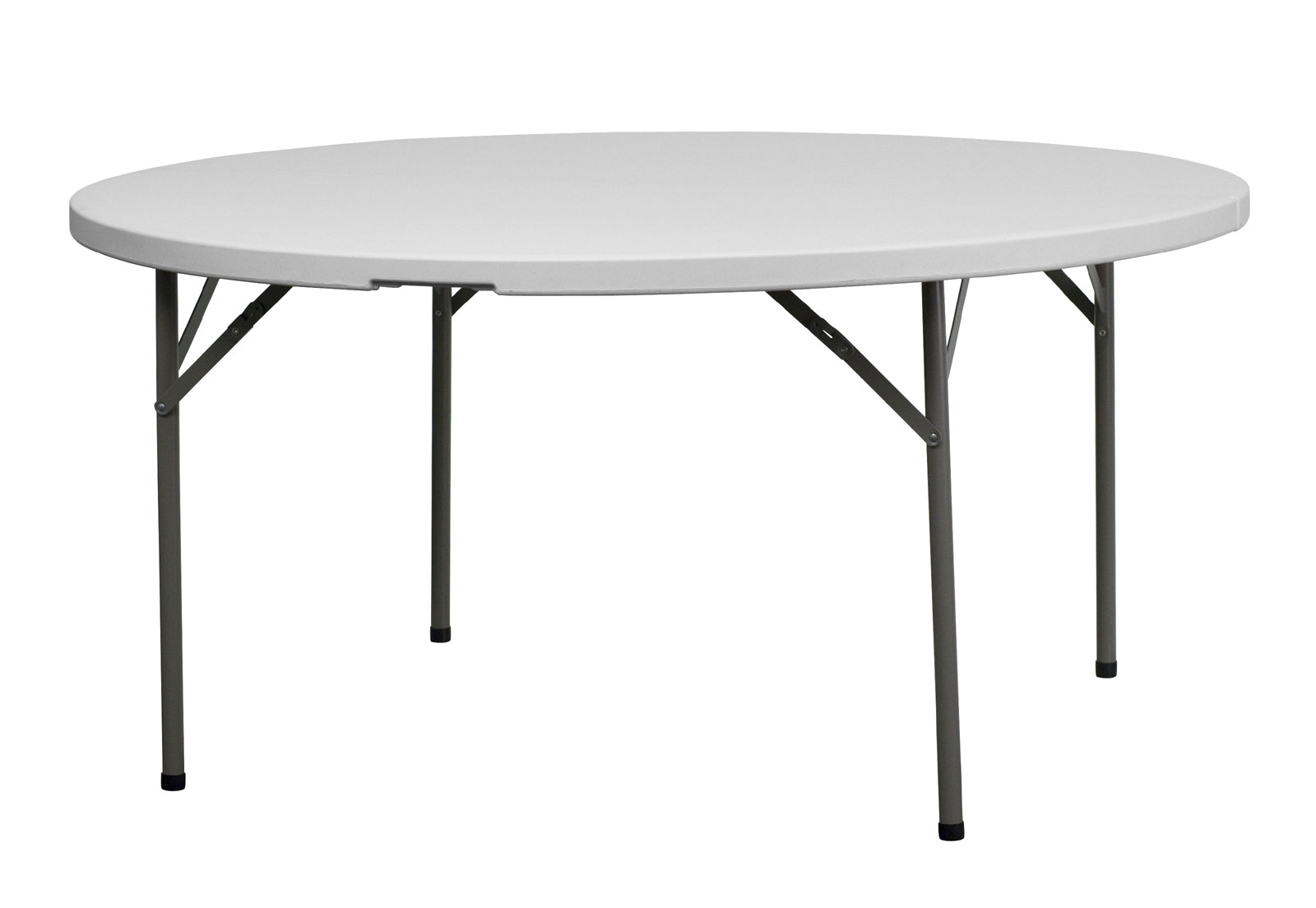 60 inch granite white round plastic folding table in for 60 inch round coffee table