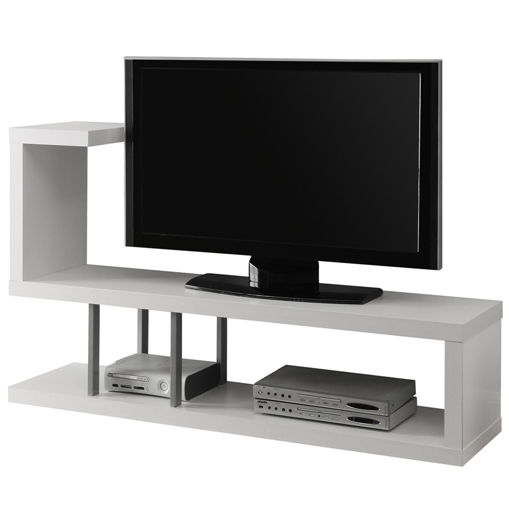 60 inch hollow core tv console in tv stands. Black Bedroom Furniture Sets. Home Design Ideas