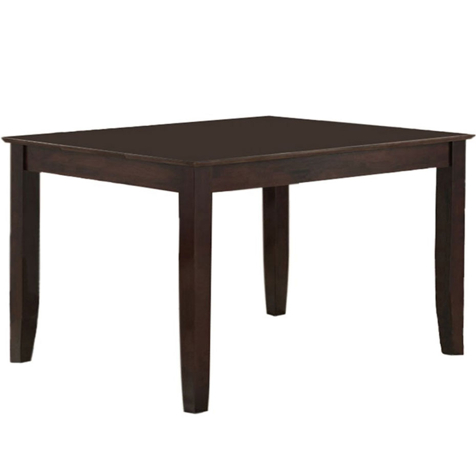 60 inch rectangular dining table in dining tables for Rectangle dining table