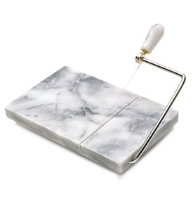 Cheese Slicer - White Marble Image