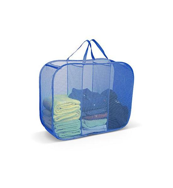 Pop Up Triple Laundry Sorter In Laundry Sorters