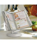Dual-Motion Recipe Card Holder